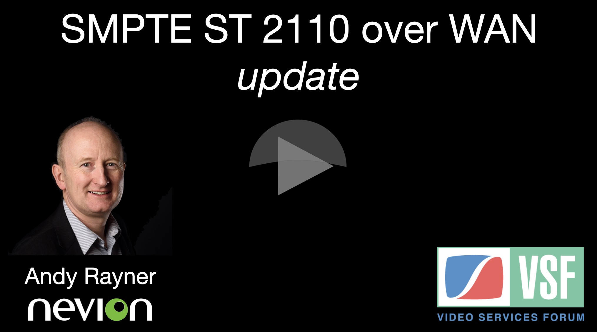 2110 Over WAN Update